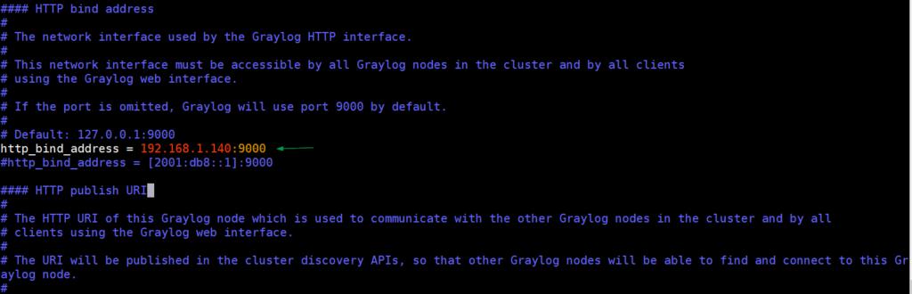 http-bind-address-graylog-centos8