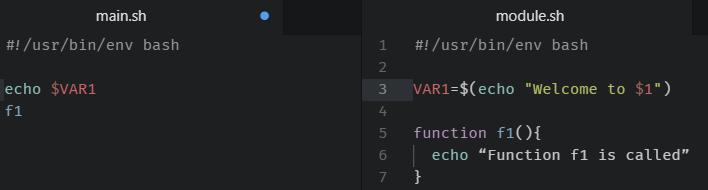Sample Script Codes