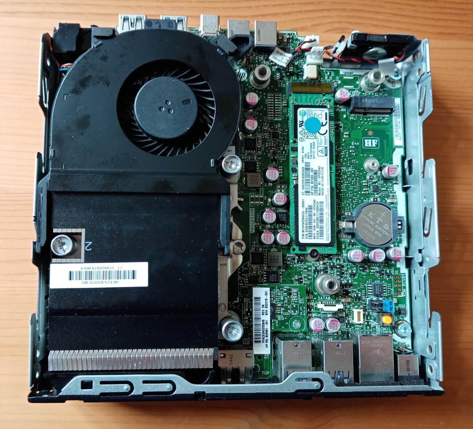 HP EliteDesk G2
